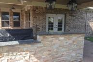 Bodington -Interior of patio - rear view