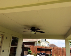 ceiling for patio