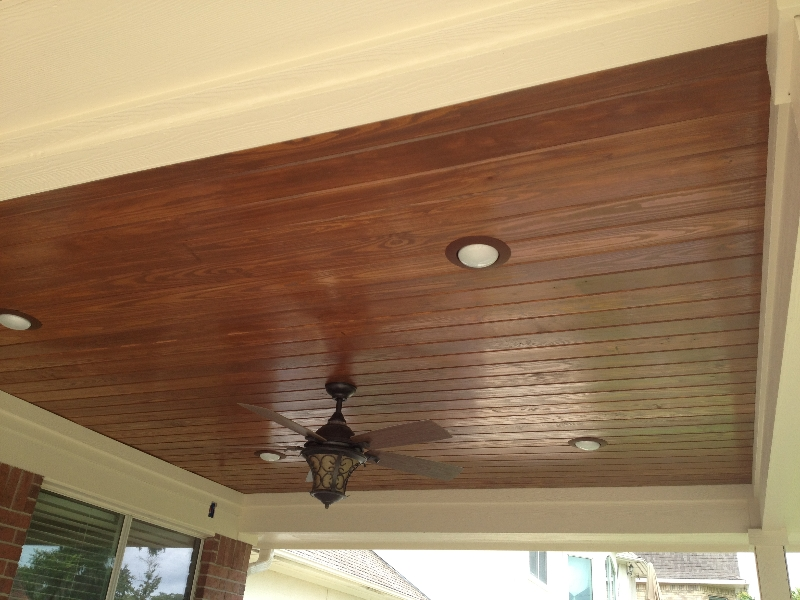 Nicholie Ceiling Owen Pine Tongue And Groove