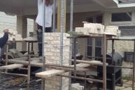 Bricking Columns