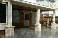 Owen Shed Style Patio Cover