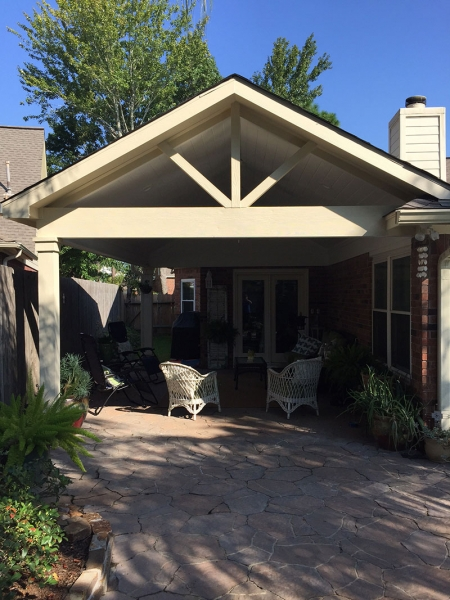Patio Covers Houston Texas 281 865 5920