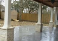 Owen Patio Project - corner view