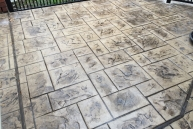 Washington Stamped Concrete 2