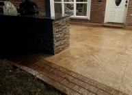 stemped-concrete