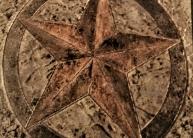 texas-star-in-stemped-concrete