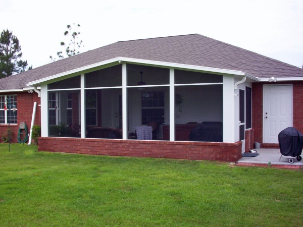 sunroom building
