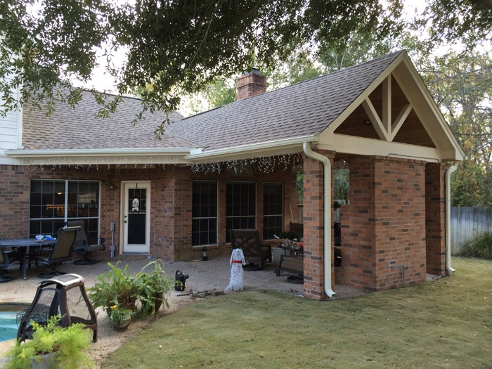 Complete Patio Cover