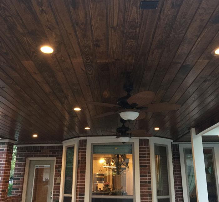 Wayne-Webb-ceiling---Provincial-stain