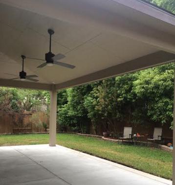 patio building testimonial