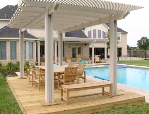 Cost of Building a Pergola In Houston
