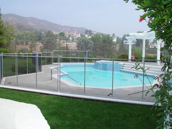 Pay For Installation Or Diy Pool Fence