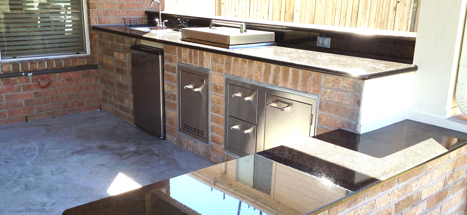 How to Build an Outdoor Kitchen In Houston TX