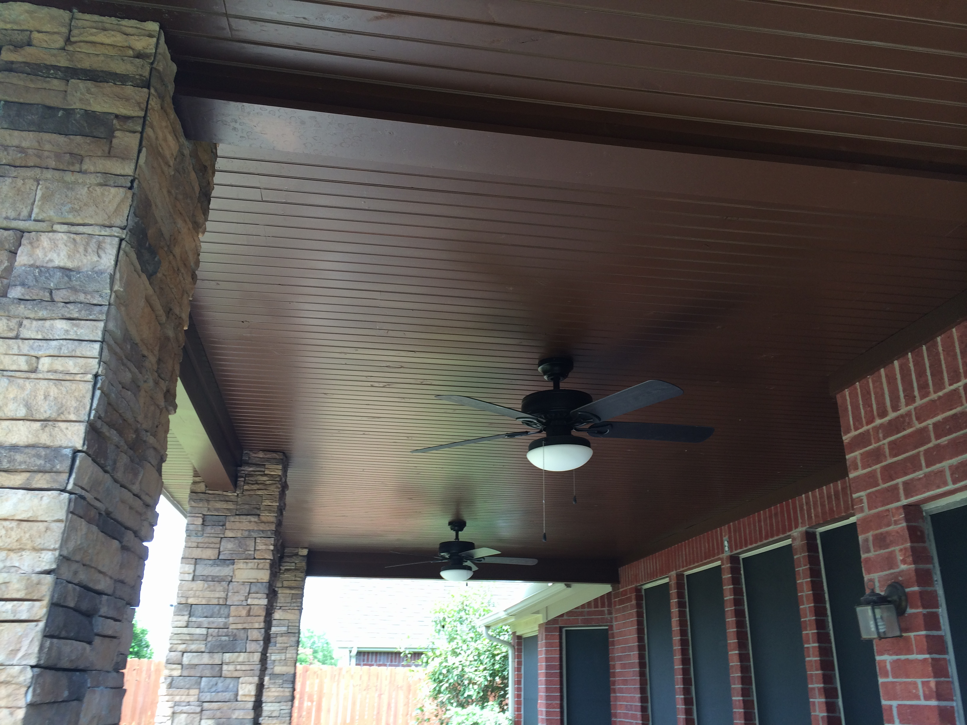 Outdoor Kitchen And patio project Houston