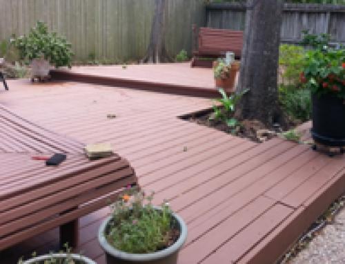 Robert Meaney Deck Rebuild