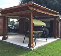 pergola featured