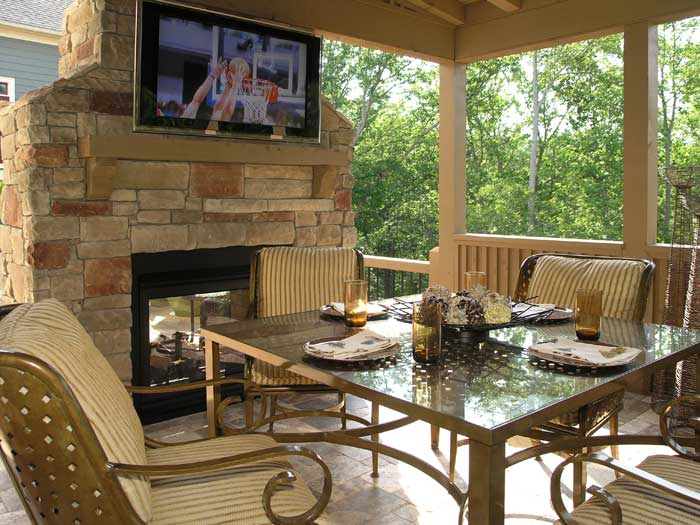 houston small patio ideas that can enlighten any atmosphere - Patio Ideas With Fireplace