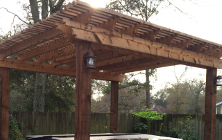 pergolas houston