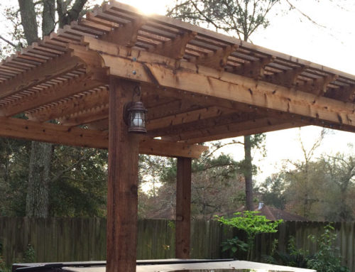 Pros and Cons to Outdoor Pergolas