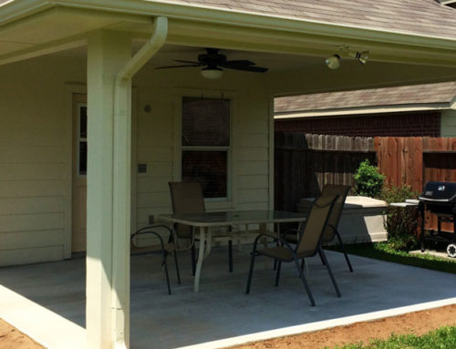Pros & Cons of Wood Framed Patio Covers