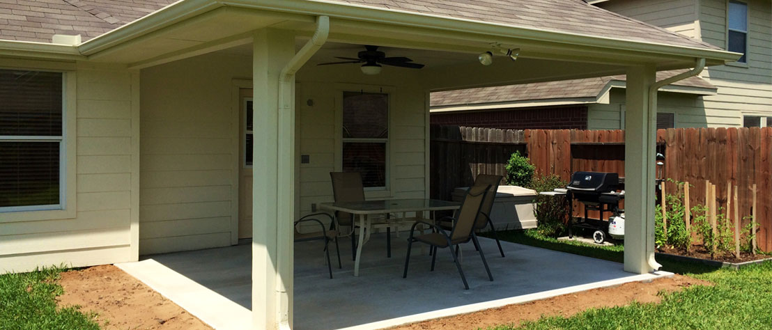 Patio Cover Designs Texas