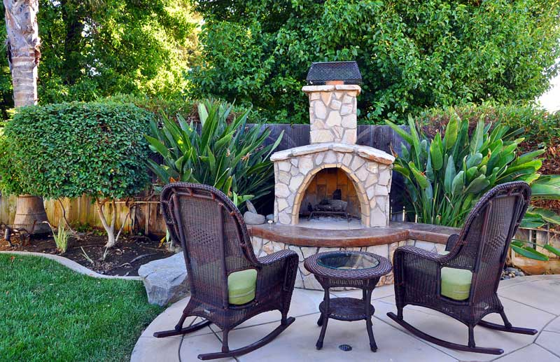 Backyard Design Ideas With Pictures