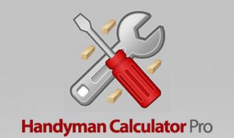 handyman calculator app