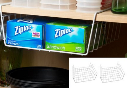 kitchen organizer basket