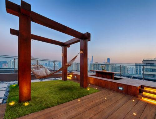 Luxury Outdoor Decor