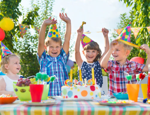 4 Awesome Backyard Birthday Party Ideas For Kids