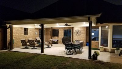 2017 May patio design idea