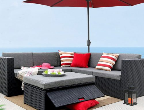 How to Arrange Cushions on Patio Sofa: 6 Style Ideas