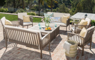 Patio building ideas