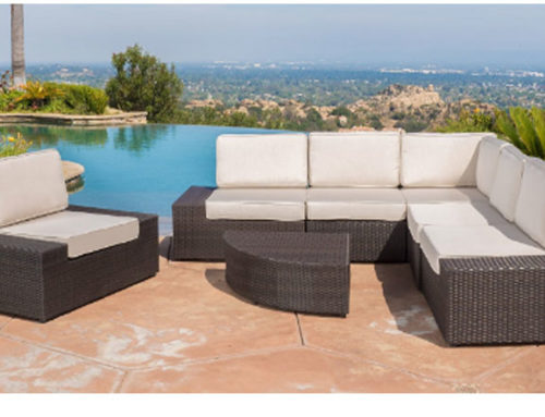 7 Attractive Patio Furniture Sets
