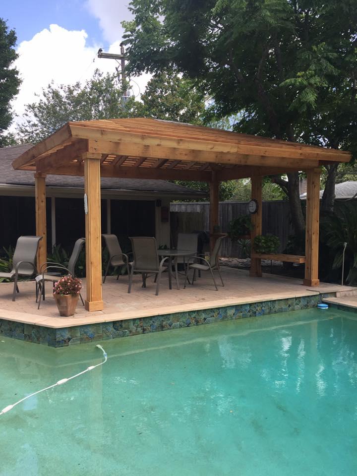 Pergola Ideas - Houston Pergola and Gazebo Construction