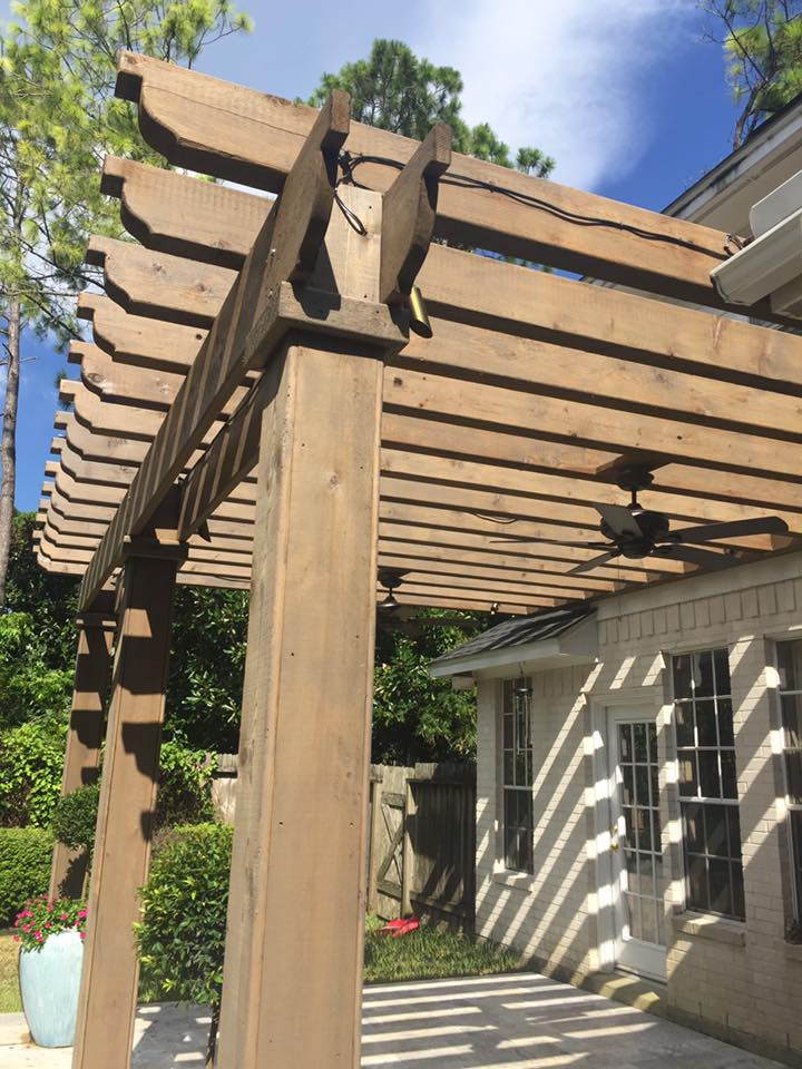 Pergola Ideas TX