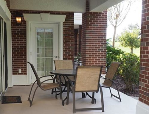 The Cost Of A Concrete Patio in Houston