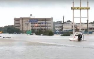 hurricane harvey flood