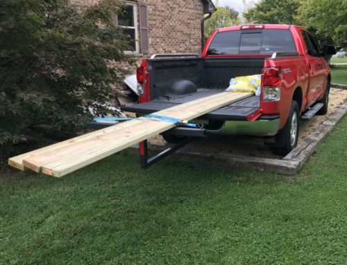 Carrying Long Items Home For Home Improvement Projects – THE SOLUTION