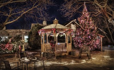 Outdoor Christmas Lighting Safety Tips