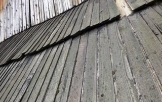 common causes of roof leaks