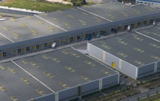 modern warehousing