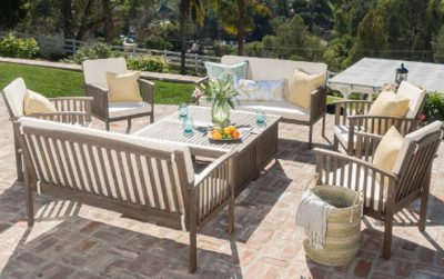 (Texas Patio Builder) Protecting Your Patio Furniture During the Summer