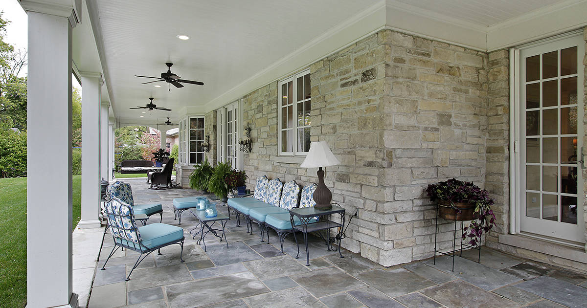 (Texas Patio Builder) Caring For Your Patio Furniture