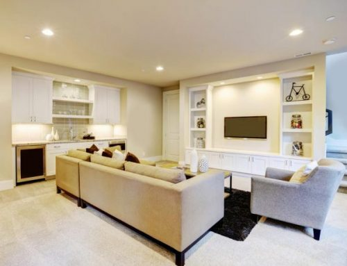 4 Reasons Why You Need A Finished Basement