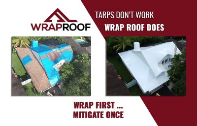 wrap roof image