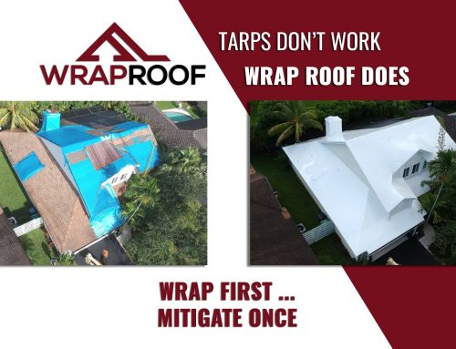 What Is WrapRoof, And Why Is It The Best Roof Damage Protection?