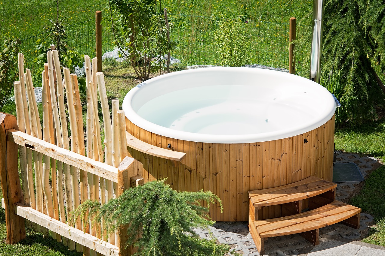Benefits of Putting a Hot Tub in Your Deck