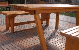 (Texas) How to protect your wood deck from the sun's harsh rays
