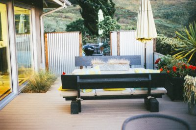 Making Your Outdoor Living Space Useful All Year